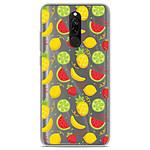 1001 Coques Coque silicone gel Xiaomi Redmi 7 motif Fruits tropicaux