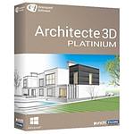 Architecte 3D Platinium - Licence perpétuelle - 1 poste - A télécharger