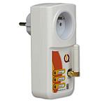 iQtronic Prise Iqsocket Mobile Pilotable Par Gsm Et Bluetooth - Iqtronic IQTS-GS300