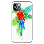 1001 Coques Coque silicone gel Apple iPhone 11 Pro motif RF Tropical party