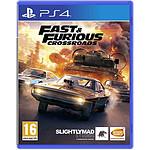 Fast Furious Crossroads (PS4)