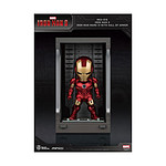 Iron Man 3 - Figurine Mini Egg Attack Hall of Armor Iron Man Mark IV 8 cm