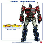 Transformers Bumblebee - Figurine 1/6 DLX Optimus Prime 28 cm