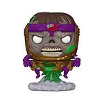 Marvel - Figurine POP! Zombie Modok 9 cm