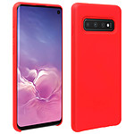 Avizar Coque Rouge pour Samsung Galaxy S10