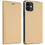 Avizar Etui folio Dorée pour Apple iPhone 11