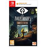 Little Nightmares Complete Edition Code de téléchargement ( SWITCH )