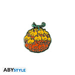 One Piece -  Pin'S Pyrofruit