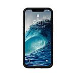 NOMAD- Coque en cuir Rugged iPhone 12 5.4 Marron