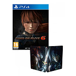 Dead or Alive 6 Steelbook Limited Edition (PS4)