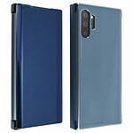 Avizar Etui folio Bleu pour Samsung Galaxy Note 10 Plus