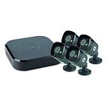 Kit de vidéosurveillance connecté XL - 4 caméras 1080p - Yale Smart Living