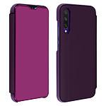 Avizar Etui folio Violet pour Xiaomi Mi A3