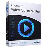 Ashampoo Video Optimizer Pro - Licence perpétuelle - 1 poste - A télécharger