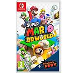 Super Mario 3D World et Bowser Fury (SWITCH)