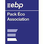EBP Pack Eco Association - Licence perpétuelle - 1 poste - A télécharger