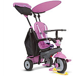 Smartrike  Tricycle Glow Shine Rose