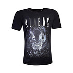 Alien - T-Shirt Say Cheese Graphic - Taille M