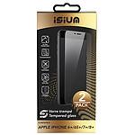 Isium Verre Trempe 2.5D En Pack 2 Iphone 6 Plus/6S Plus/7 Plus/8 Plus