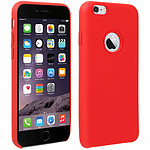 Avizar Coque Rouge pour Apple iPhone 6 , Apple iPhone 6S