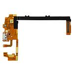 Avizar Nappe de charge avec prise Micro-USB + Micro interne pour LG Google Nexus 5