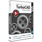TurboCAD 2020 Deluxe  - Licence perpétuelle - 1 poste - A télécharger