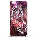1001 Coques Coque silicone gel Apple IPhone 7 Plus motif Dreamcatcher Space