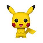 Pokémon - Figurine POP! Pikachu 9 cm