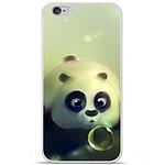 1001 Coques Coque silicone gel Apple iPhone 6 Plus / 6S Plus motif Panda Bubble