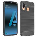 Avizar Coque Gris pour Samsung Galaxy A40