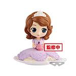 Disney - Figurine Q Posket SUGIRLY Sofia Milky Color Ver. 9 cm