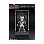 Iron Man 3 - Figurine Mini Egg Attack Hall of Armor Iron Man Mark II 8 cm
