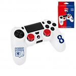 OL - Kit deluxe pour manette PS4 N 8 Modèle - N 8 Blanc