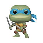 Les Tortues Ninja - Figurine POP! Leonardo 9 cm
