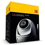 Kodak Caméra De Sécurité Intérieure Ip Full Hd Et Motorisée KOD_IP101WG