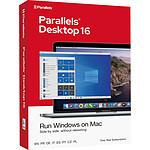 Parallels Desktop 16 pour Mac Edition Standard - Licence 1 an - 1 poste - A télécharger