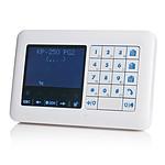 Visonic KP-250-PG2 - Clavier déporté LCD avec lecteur de badge PowerMaster
