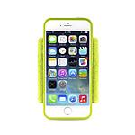PURO Brassard RUNNING WRISTBAND iPhone 6/6S Vert