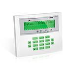 Satel Clavier Lcd Pour Alarme Integra Et Système Abax SAT_INTKLCDLGR