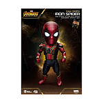 Avengers Infinity War - Figurine Egg Attack Iron Spider Deluxe Version 16 cm
