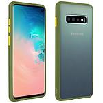 Avizar Coque Vert pour Samsung Galaxy S10