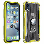 Avizar Coque Jaune Hybride pour Apple iPhone XR