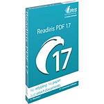 Readiris PDF 17 Windows - Licence perpétuelle - 1 poste - A télécharger