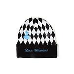 Disney - Bonnet Alice In Wonderland Checkered
