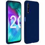Avizar Coque Bleu Nuit pour Honor 20 , Huawei Nova 5T