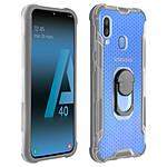 Avizar Coque Gris Hybride pour Samsung Galaxy A40