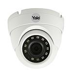 Yale Smart Living Caméra dôme filaire 1080p pour kit de vidéosurveillance