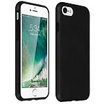 Avizar Coque Noir pour Apple iPhone 7 , Apple iPhone 8