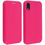 Avizar Etui folio Fuchsia pour Apple iPhone XR