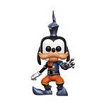 Kingdom Hearts - Figurine POP!  Goofy (Armoured) 9 cm